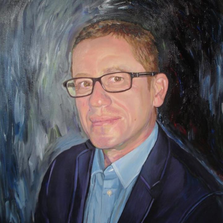 Portret Aleša Florjanca
