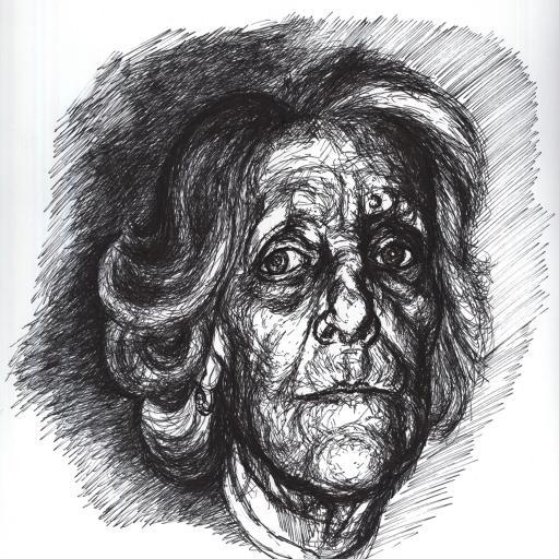 Portret moje stare mame