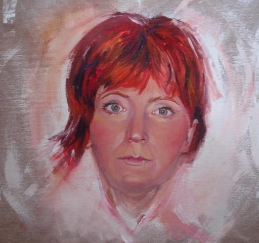 Portret Marice Krnc