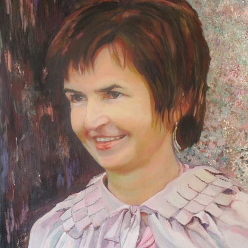 Portret Vide Šušterčič