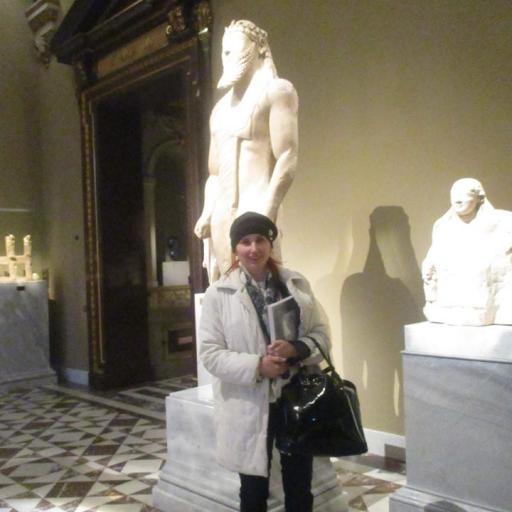 Albertina , Vienna,statues from Egipt