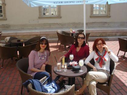PICASSO, Zagreb Klovičevi dvori s Heleno in Suzi