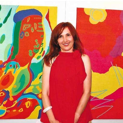 Otvoritev moje razstave v galeriji Krka