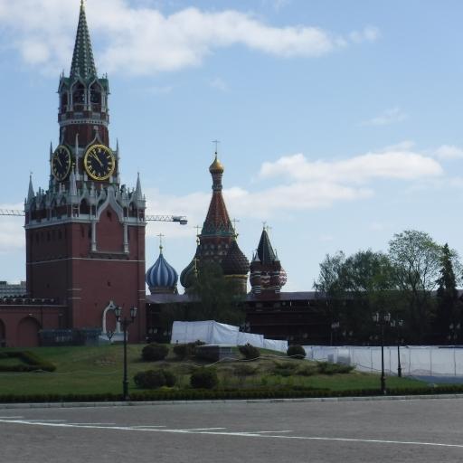 Moskva, Kremelj