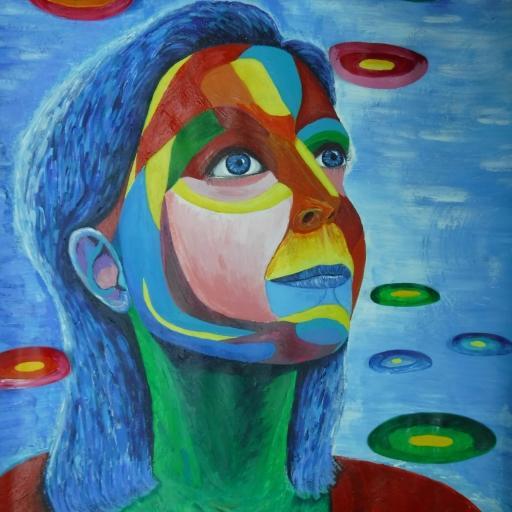 Barvni portret