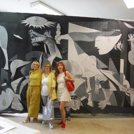 Ekskurzija na Likovni Akademiji v Ljubljani