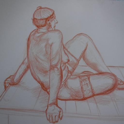 risanje po modelu