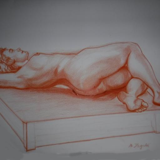 AKT, risanje po modelu