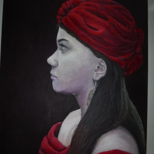 portret Zdenka