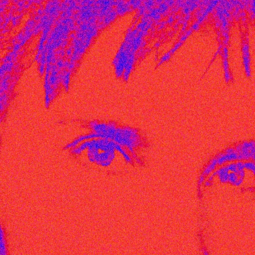 Self portrait, Avtoportret, 2021